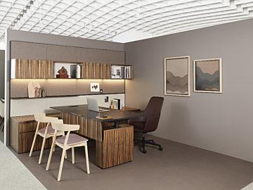 Geiger Suite, Private Office, NeoCon