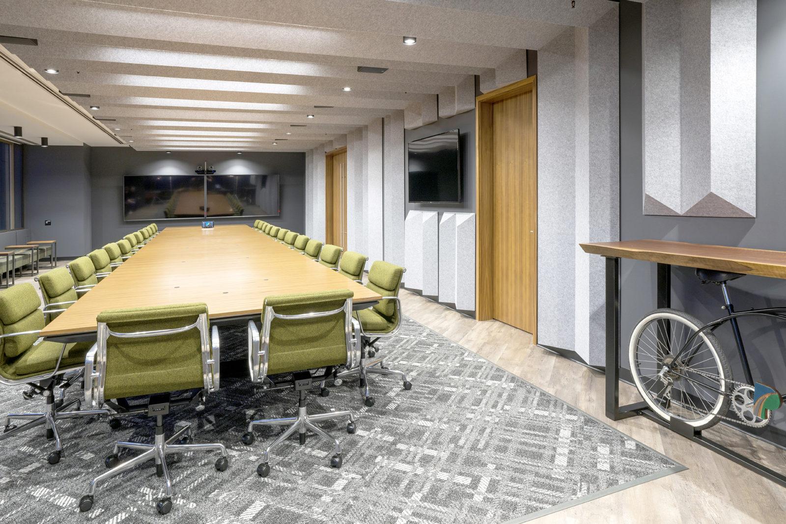 18th Floor Boardroom